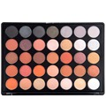 35 Color Earth Tone Eyeshadow Palette Matte Coffee Naked Smoky Eye Shadow Full Professional Makeup Kit