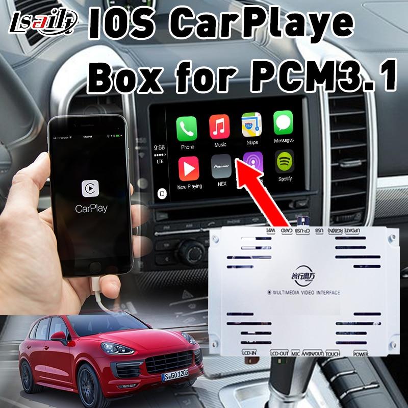 Aftermarket OEM PCM 3 1 Wireless Apple CarPlay Retrofit for