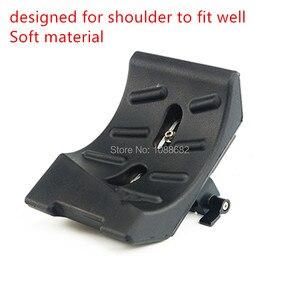 Image 5 - Jadkinsta Adjustable Camera Shoulder Pad Holder with Two 15mm Rod Rig Clamp for DSLR 5D3 5D4 A7S2 Sale Camera Support