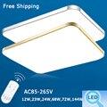 2016 Modern Led Ceiling Light Home Living Room Bedroom Led Ceiling Lamps Energy-saving Free Shipping