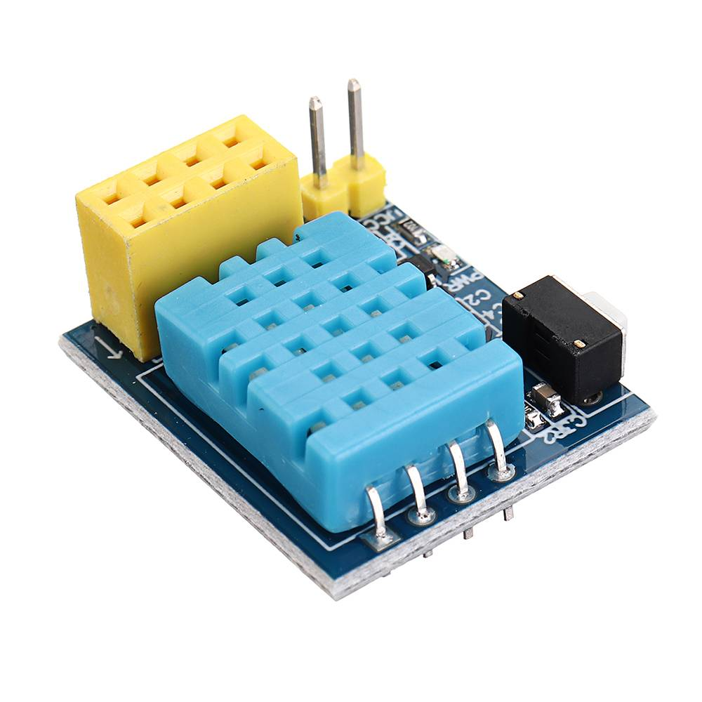 For ESP8266 ESP-01 ESP-01S DHT11 Sensor Temperature And Humidity WiFi Node Module