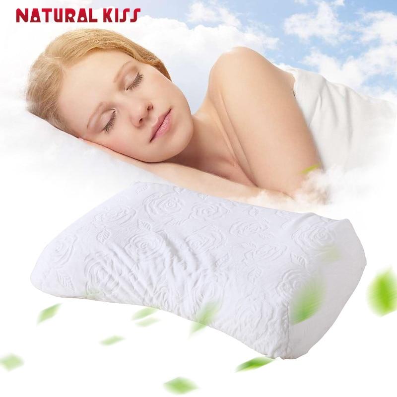 2017 New High Quality Natural Memory Latex Help Sleep Neck