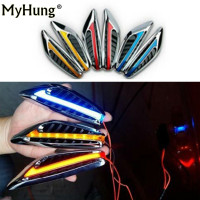 1set 3 Colors LED Side Turn Signals Light FOR MITSUBISHI LANCER EX Lancer EX