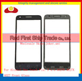 "High Quality 4.5"" For Alcatel One Touch Pixi3 Pixi 3 4.5 4027D 4027X 4027 Front Outer Glass Lens Panel Black White +Tracking"