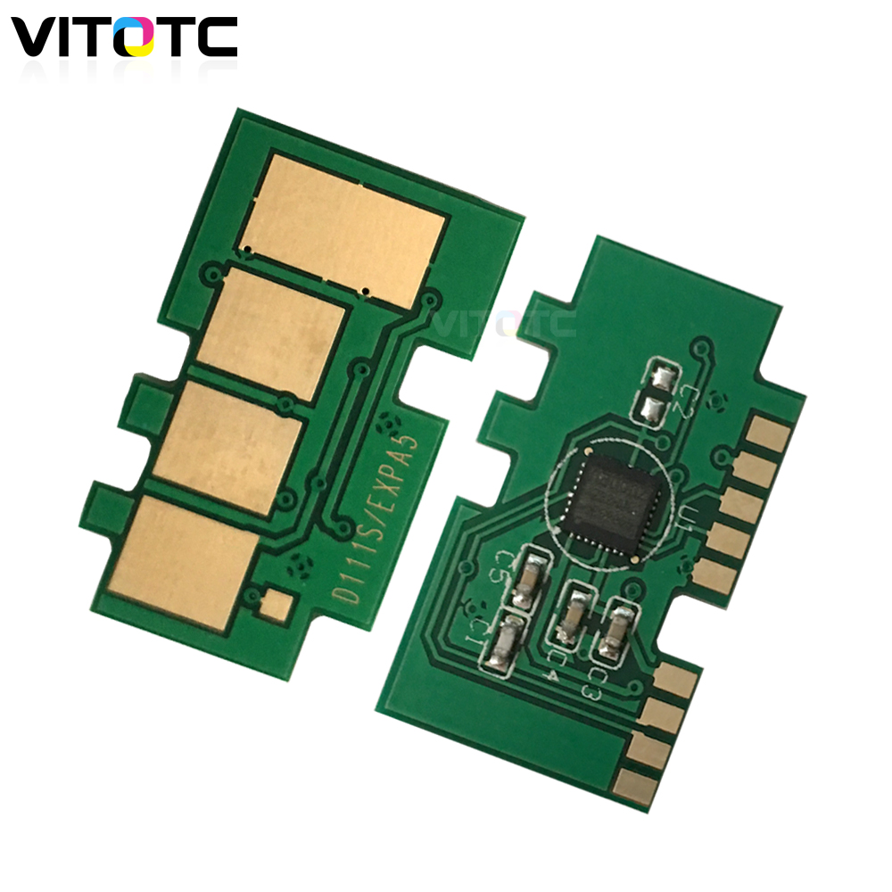 MLT-D111S D111 111 Toner Reset Chip For <font><b>Samsung</b></font> <font><b>M2020</b></font> M2020W M2021 M2021W M2022 M2022W M2070 M2070W M2071 Printer Cartridge Chip image
