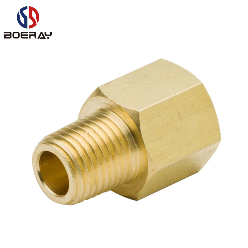 Detail Feedback Questions About 2pcs 18 14 38 12 Brass Hose
