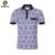 Marca de Roupa Xadrez Magro Polo dos homens Do Polo Camisas de Algodão de Alta Qualidade Respirável Contraste Color Fashion Homens Poloshirt Polo Hombre