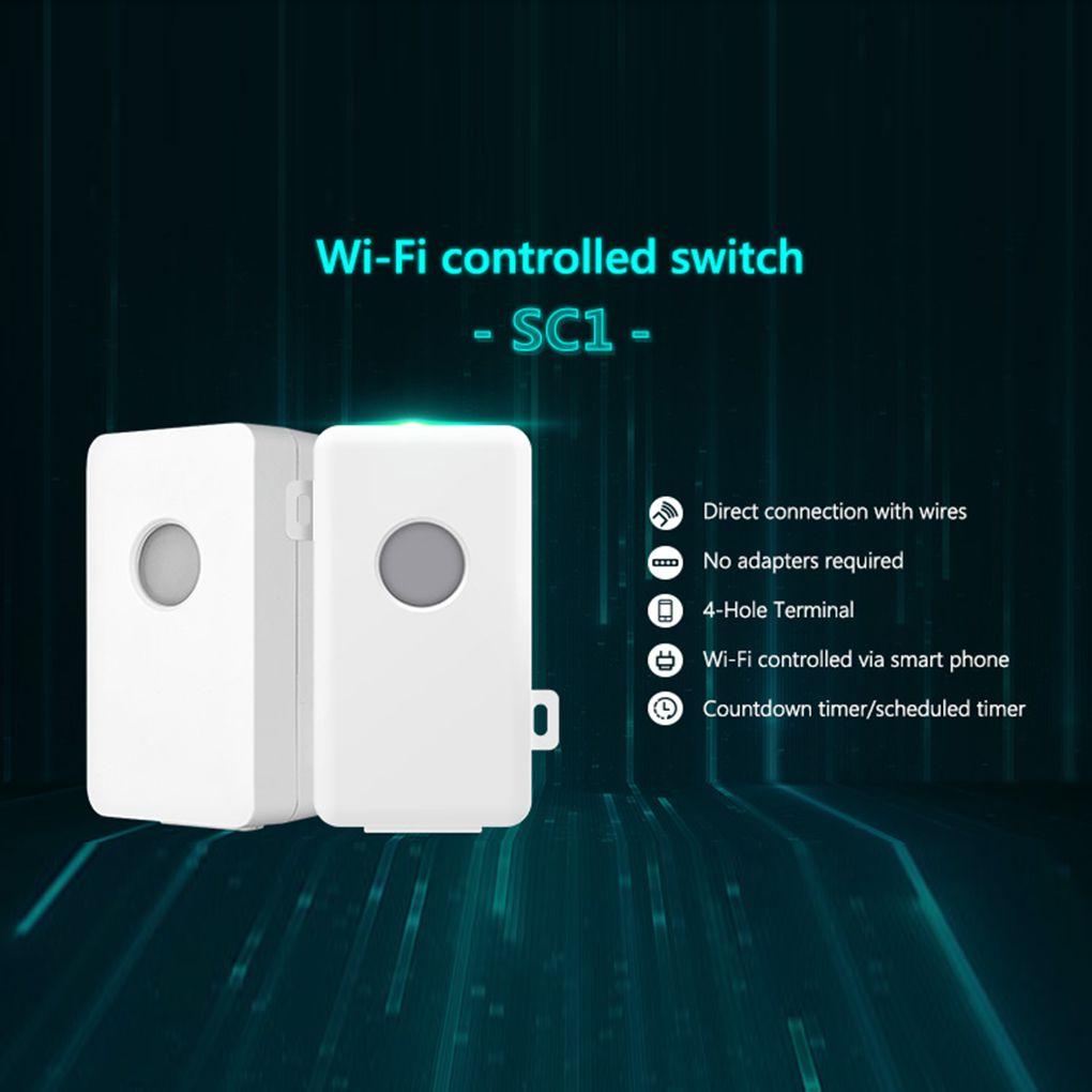 Broadlink SC1 Wifi Controller Smart font b Home b font font b Automation b font font