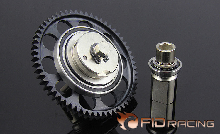FID 2 SPEED FOR LOSI 5IVE-T 2