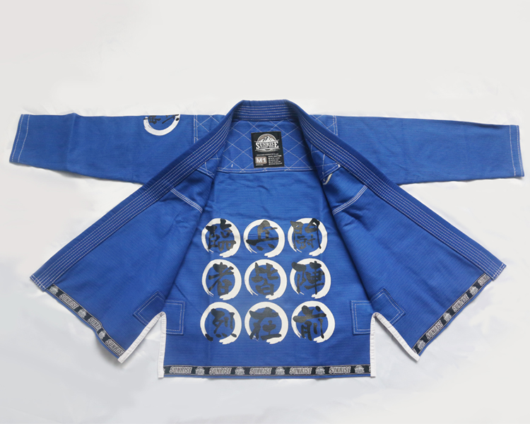 kid's brizilian jiu-jitsu gi children's trainning/competing bjj kimonos
