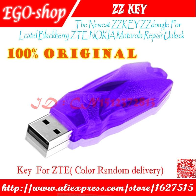 Gsmjustoncct ZZ Key Dongle ZzKey Repair Flash Unlock Tool