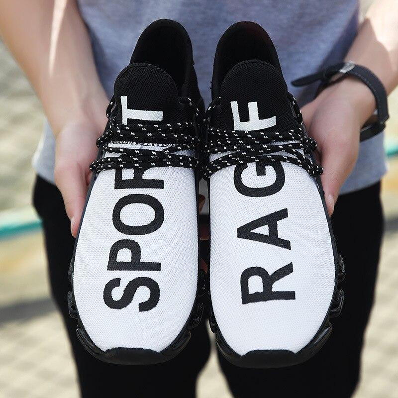 White Camouflage Eur Mode black Hommes Black Sneakers Plus 36 Lumière Red Occasionnels 48 Chaussures Unisexe Zyyzym Taille Respirant Footwarer black De 8Rwqg7nII