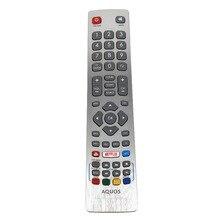 Mando a distancia para Smart TV Sharp Aquos, HD, LED, DH1901091551, con YouTube, NETFLIX, llave