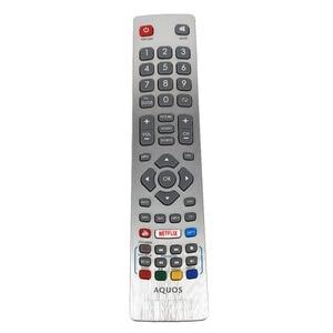 Image 1 - NEW Genuine Original  for Sharp Aquos HD Smart LED TV Remote Control DH1901091551 With YouTube NETFLIX Key Fernbedienung