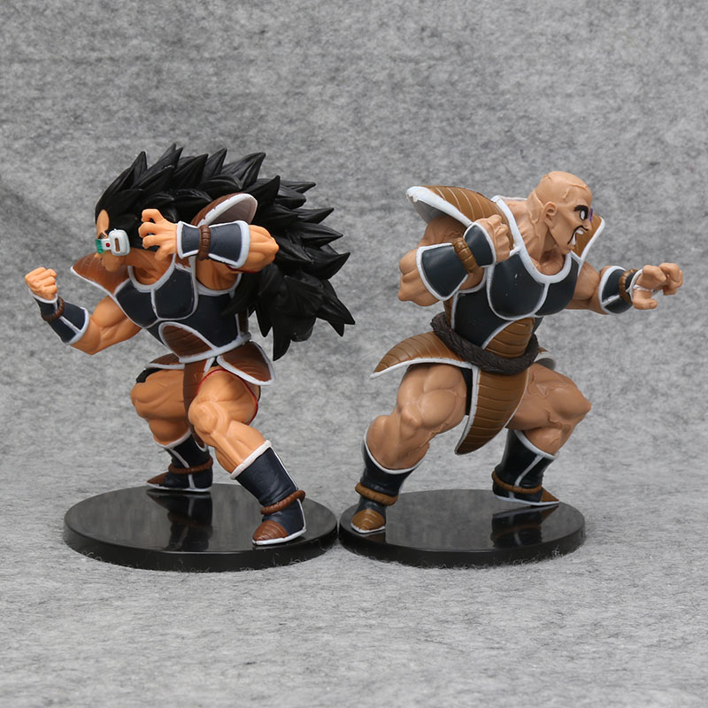 Anime Dragon Ball Z – Nappa Raditz Action Figure | 15 – 18 cm