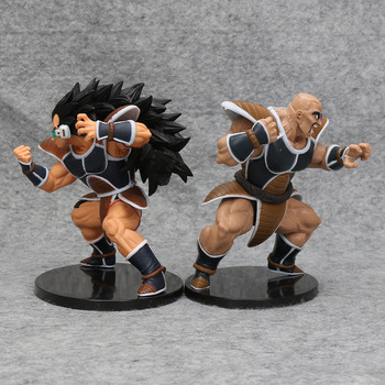 Anime Dragon Ball Z – Nappa Raditz Action Figure | 15 – 18 cm