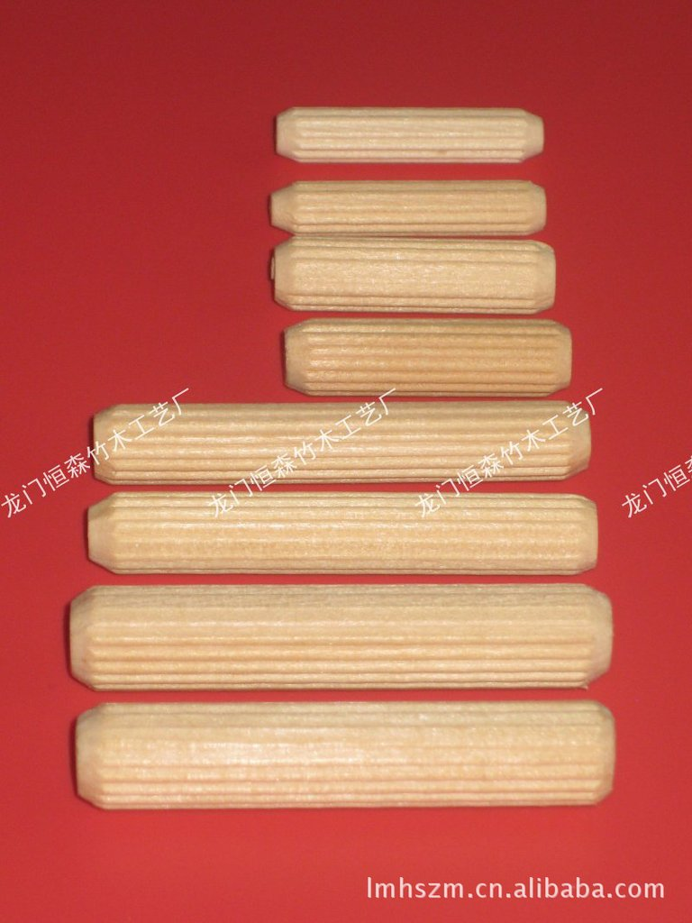 Roundwood Supply Manufacturers Of Professional Plug Flat Dowel Dowel Durable Twill Superior Quality Wholesale Custom