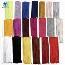 Mingxuan 30 метров 3 мм китайский soutach шнур многоцветный