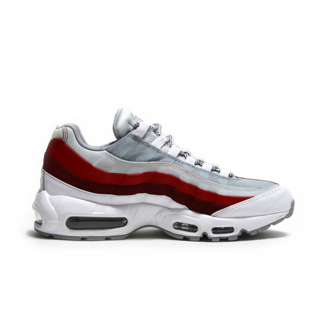 pretty nice f0ce2 b185f Nike Air Max 95 TT Pack Slow Shock Running Shoes White Red For Men And  Women 749766-103 40-45
