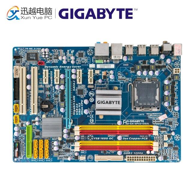 Gigabyte GA-EP43-US3L Driver Windows