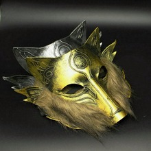 horrible halloween werewolf mask ghost scary mask halloween costume props masquerade masks cosplay masquerade adult masks - Scary Props