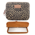 "12' 13.3' 14' 15.6"" sexy leopard pattern Laptop computer Case Cover Sleeve canvas waterproof pouch Bag  For HP Lenvo macbook"
