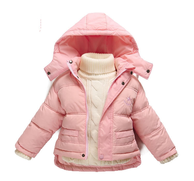 Fashion 80% Eiderdown Baby Girl Winter Coat Newborn Snowsuit For Baby Boys Duck Down Outerwear Clothes For Children Jackets (6)
