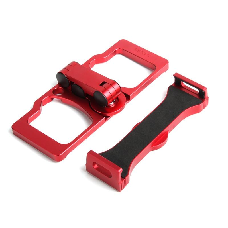 5.5 7.9 9.7 inch Mobile phone tablet holder Aluminum Alloy Metal Bracket clip for dji mavic 2 pro zoom spark mavic pro air drone Accessories 1 (34) 1