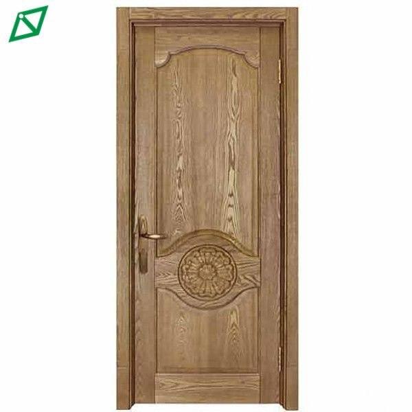 Beroemd massief houten deur met eiken of lariks in massief houten deur met #UA19