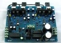 MX100 Stereo 200W+200W amplifier Complete Board Dual Channel 2SA1186 2SC2837