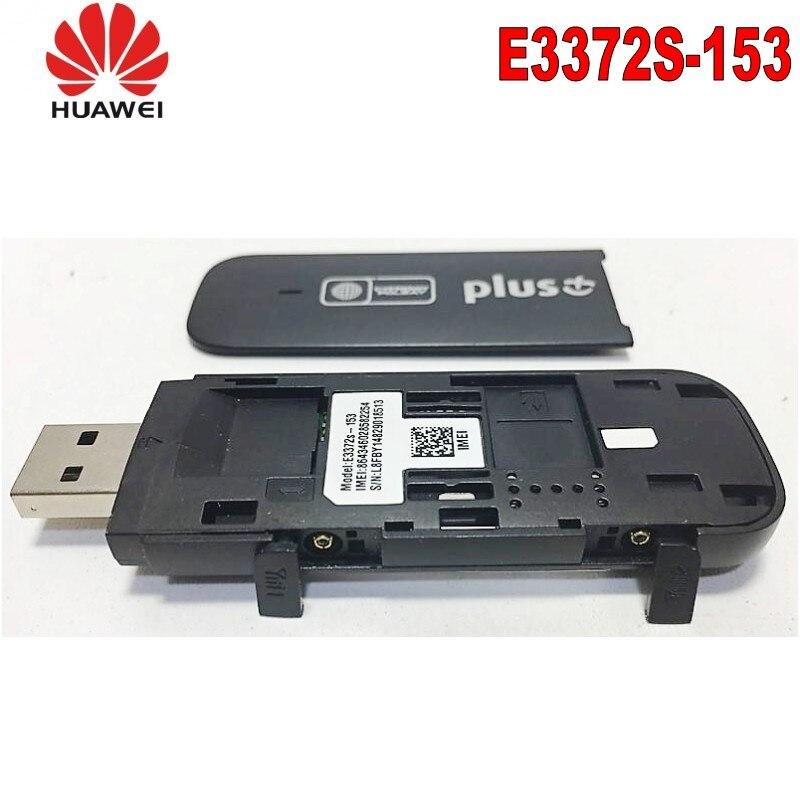 Desbloqueado huawei E3372h-153 e3372s-153 4g lte usb