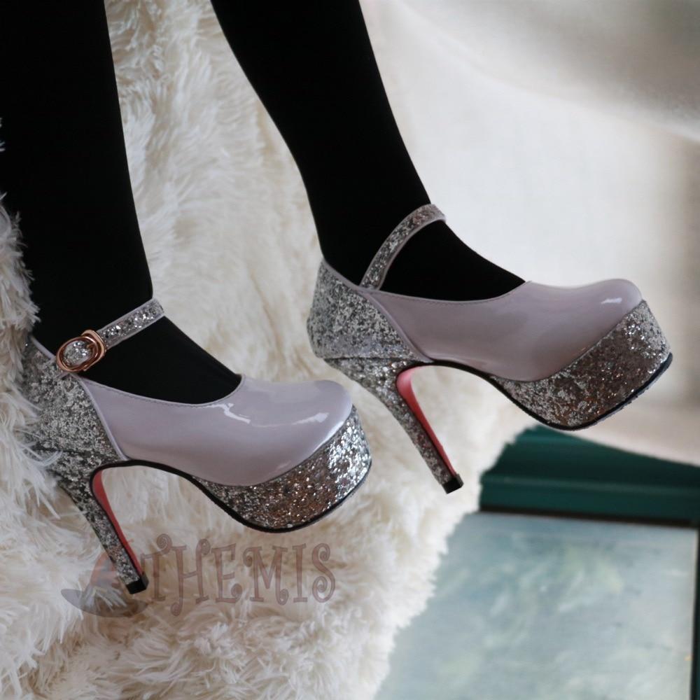Athemis Hatsune Miku Cosplay High Heel Shoes For 100cm Real Dolls