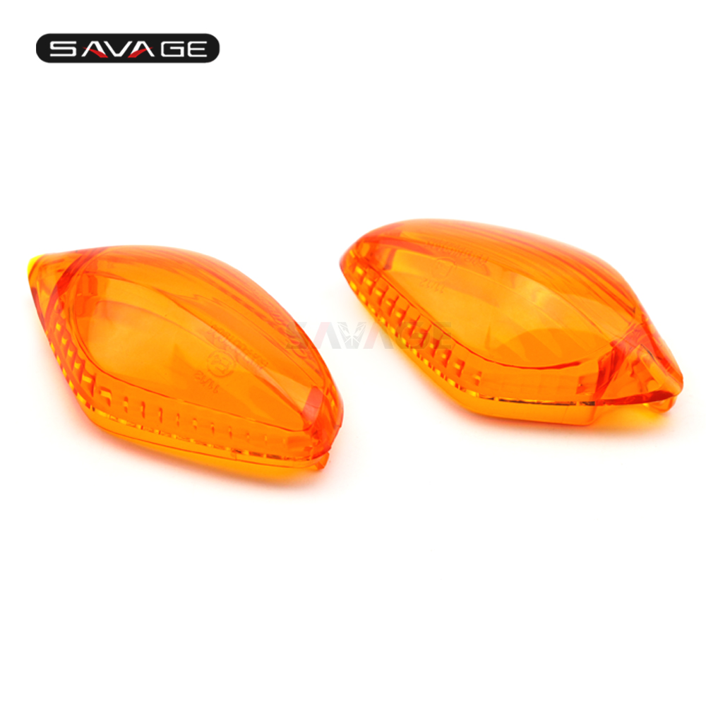 Turn Signal Indicator Lamp Lens For HONDA CMX 300 500 17 18 CRF250L 12 17 MSX 125 Grom SF Motorcycle Accessories NC700X NC700S
