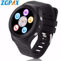 Original ZGPAX S99 3G Smart Watch Quad Core Android 5 1 8G ROM GPS WiFi Bluetooth