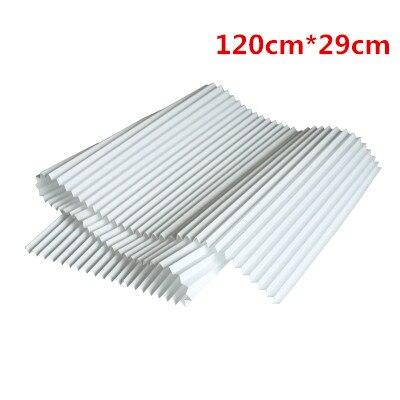 120 см * 29 см DIY автомобиля кондиционер фильтр для очистки воздуха фильтровальная бумага hepa PM2.5 Универсальный фильтр смога