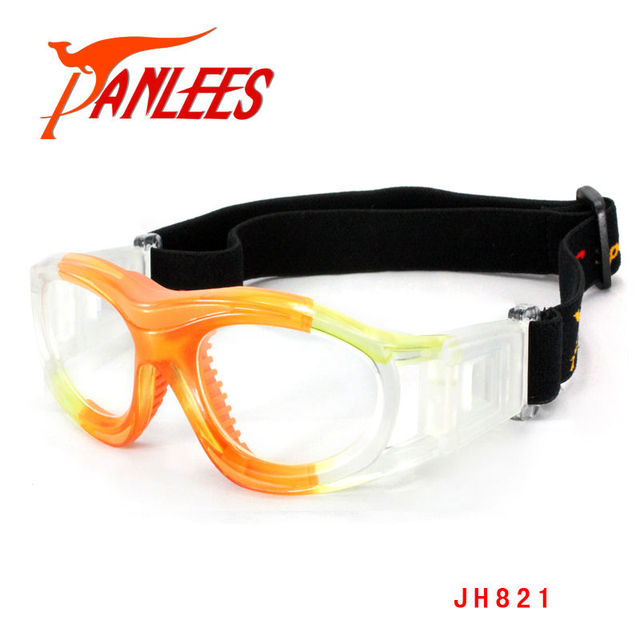 ff6d7768bc Panlees Kids Goggles Sports Safety Glasses Eyeglasses Racquetball Rugby  Soccer Handball Basketball Prescription Goggle Children