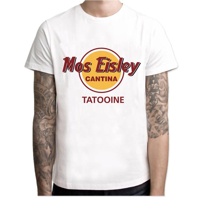 star wars   t     shirt   2018 new arrival Men   T  -  shirt   funny Short sleeve O-Neck tshirt Cool funny Tshirt MR4371