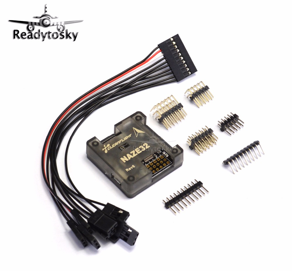 Naze32 Naze 32 Rev6 6DOF 10DOF Full Version Controller CleanFlight Firmware For QAV250  FPV 250