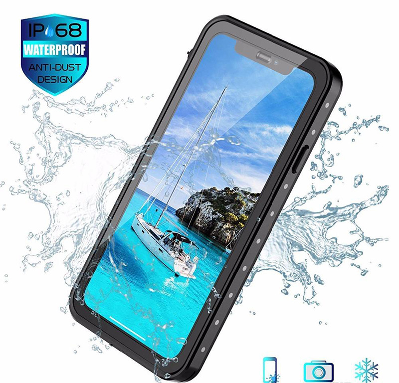 10PCS Waterproof Anti Knock Dirt Snow Proof Protection Case for iPhone 7 8 X XS XR