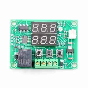 Image 5 - XH W1219 Dc 12V Dual Led Digitale Display Thermostaat Temperatuurregelaar Regulator Schakelaar Controle Relais Ntc Sensor Module