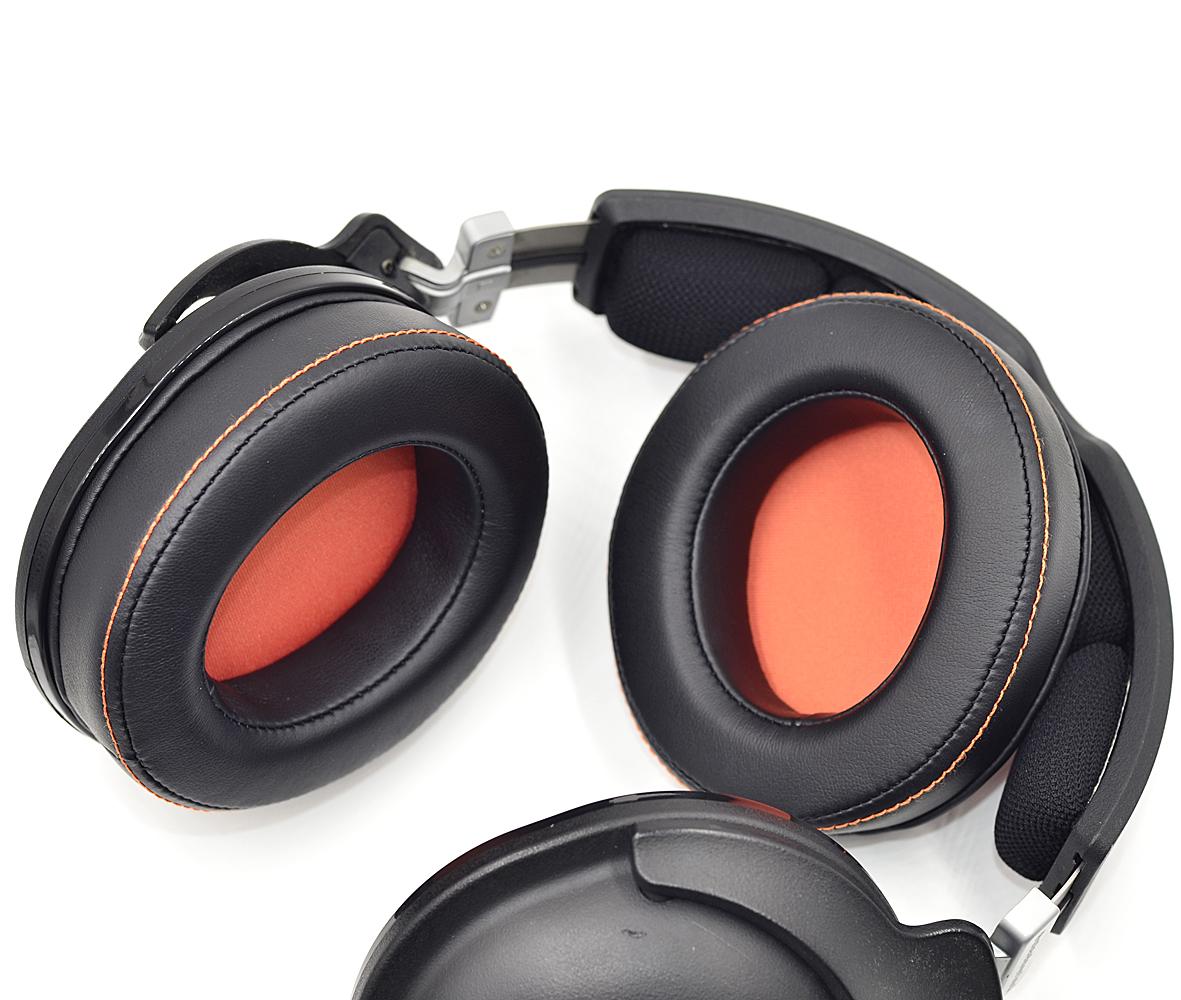 Yedek kulak pedleri yastık kafa bandı SteelSeries 9 H / 9 H oyun kulaklığı  PC Mac için Earphone Accessories