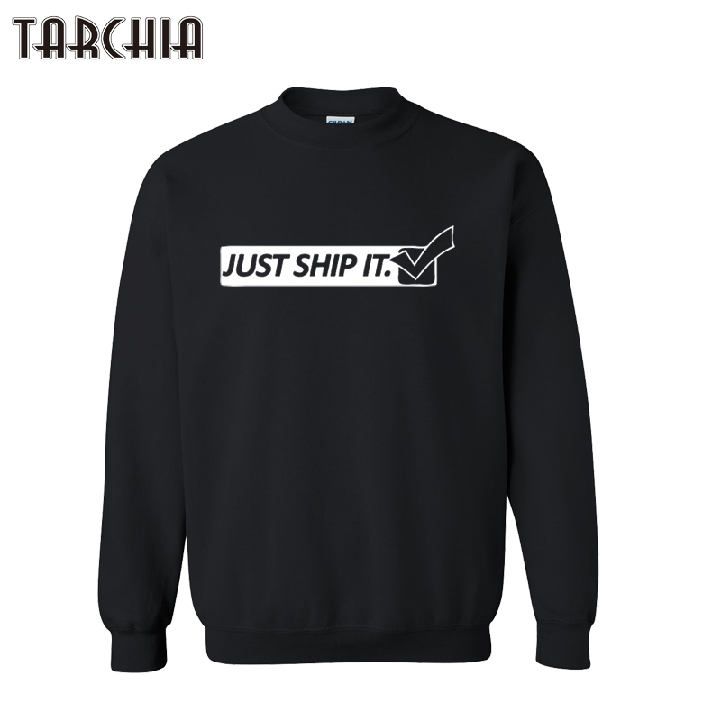 TARCHIA just ship it personalized pirates breaking men casual parental survetement winter pullover hoodies sweatshirt homme