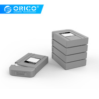ORICO PHI35 5S 5 Bay 3.5 inch Protective Box / Storage Case for Hard Drive(HDD) or SDD