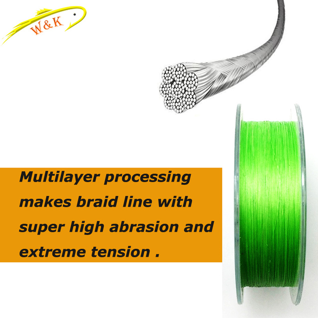 Amazing Fishing Line 8 Braided PE Line Floating Braid Lines Fishing Lines cb5feb1b7314637725a2e7: ZILLION GRN|ZILLION WT