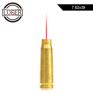 LUGER 7.62X39 Red Dot Laser Si