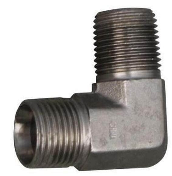 Henny Penny - 17407 - 1/2 in Male Elbow 15a fuse holder with 1 4 in tabs for henny penny ef02 006