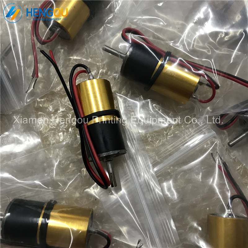 1 Piece free shipping 00.780.1329 tachometer generator 2034 B 015G Y 169 speed motor for GTO MO printing machine