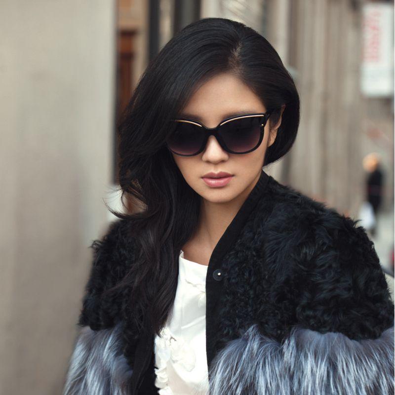 New Cat Eye Sunglasses Brand Designer Sunglasses Women Luxury Sun Glasses Classic Retro Cute Sexy Outdoor Oculos De Sol Gafas