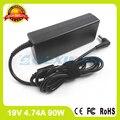 19 V 4.74A 90 Watt laptop ladegerät ac adapter ADP-90SB für asus U56E V1 X50 X53B X550A X551CA X55A X5AV X5P X71A X77JA Y581CA