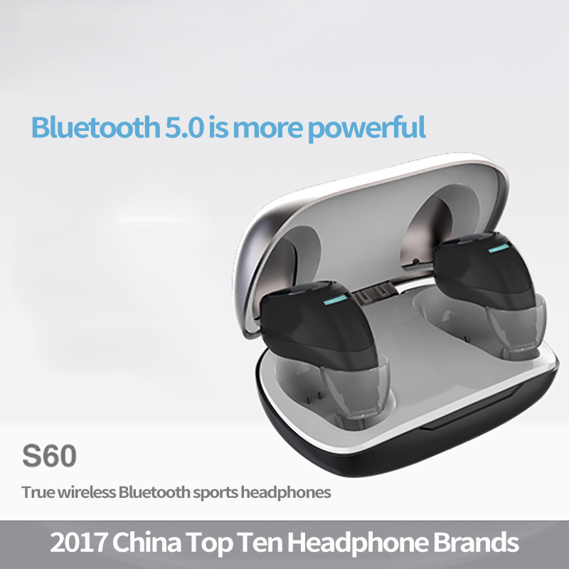 Wear Cool Can 39 t Get Rid of Noise Signal Steady Wireless Sports Bluetooth Headset 5 0 Moving Iron TWS Earbuds Stereo Earphone in Bluetooth Earphones amp Headphones from Consumer Electronics